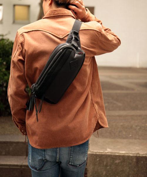 (お得な特別割引価格) 【セール】 WAIST【撥水レザー】WATER PROOF PROOF WASHABLE WASHABLE LEATHER/ WAIST BAG(ボディバッグ/ウエストポーチ) MR.OLIVE(ミスターオリーブ)のファッション通販, メリーチョコレート:1eb228b8 --- svarogday.com