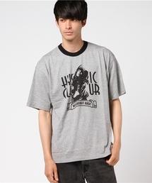 HYS CRAFT プリント Tシャツ