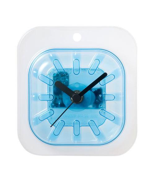 BRUNO(ブルーノ)の「ブリスタークロック S(掛け時計)」|ブルー