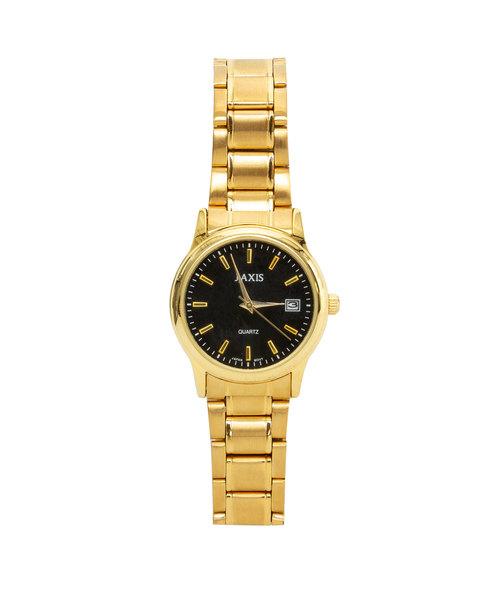 ゴールドバリエーションウォッチ腕時計