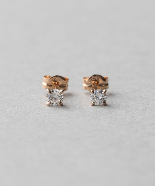 【美品】 K18 ダイヤモンド 0.2ct ピアス「ブライト」(ピアス(両耳用)) ete|ete 0.2ct bijoux(エテビジュー)のファッション通販, オーダー自家焙煎 芭蕉珈琲:b0d7947a --- pyme.pe