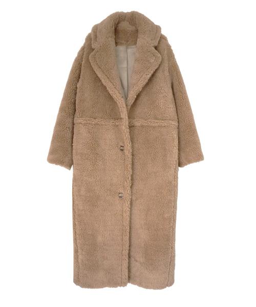 rich teddy coat
