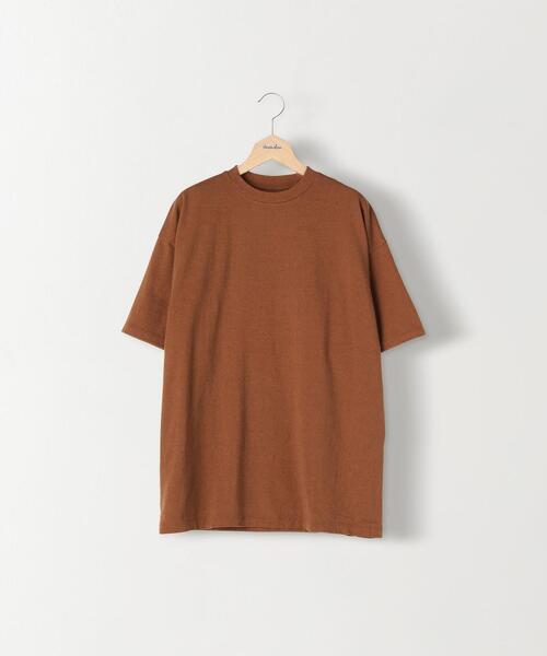 <Steven Alan> C/SI CREW NECK SHORT SLEEVE TEE-BOX /Tシャツ
