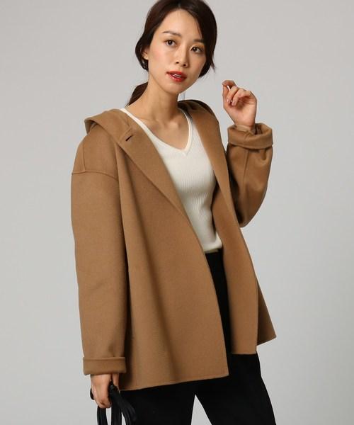 週間売れ筋 リバーフーデットショートコート(その他アウター) UNTITLED(アンタイトル)のファッション通販, イエローマーケットサーフショップ:dbf9ef5a --- ulasuga-guggen.de