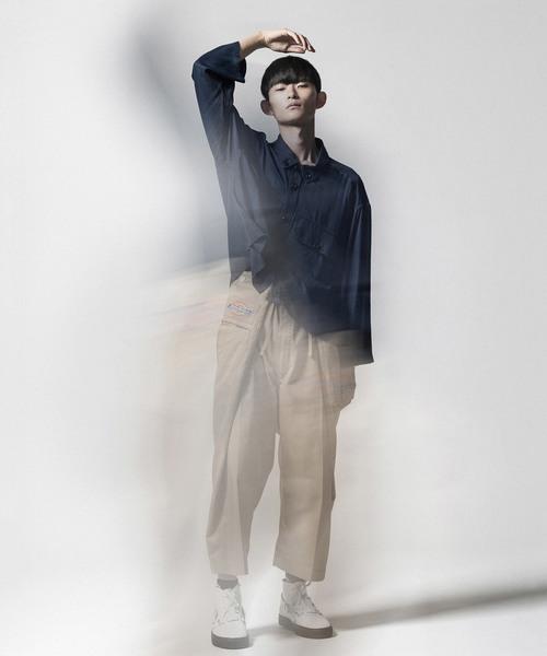 【おまけ付】 ANREALAGE x Dickies 150% CHINO PANTS(チノパンツ) ANREALAGE(アンリアレイジ)のファッション通販, 上山市:2e8d5caa --- 5613dcaibao.eu.org