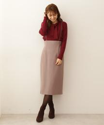 PROPORTION BODY DRESSING(プロポーションボディドレッシング)のロングペンシルジャンパースカート(スカート)