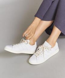 <adidas Originals(アディダス)>レザー STAN SMITH WHITE/スタンスミス