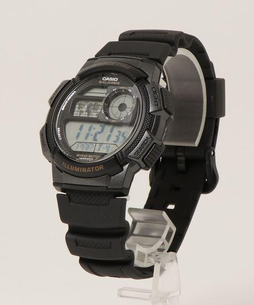 【 CASIO / カシオ 】デジタル時計 AE1000W1A DKS