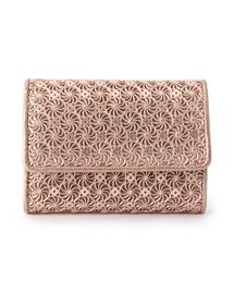 HIROKO HAYASHI(ヒロコハヤシ)のGIRASOLE(ジラソーレ) ミニ三つ折財布(財布)