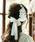 m.soeur(エムスール)の「スズランとリーフのweddingクリップ*(バレッタ/ヘアクリップ)」|ホワイト