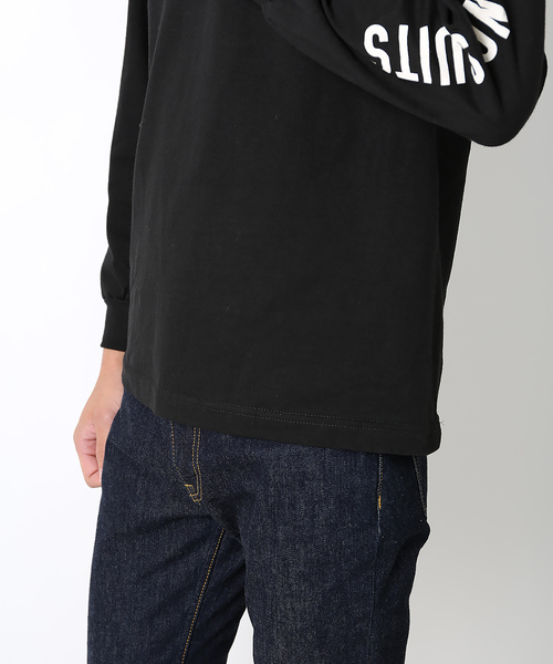 SKETCHY TANK/スケッチ―タンク TRUST LONG SLEEVE TEE/トラスト ロングスリーブTシャツ