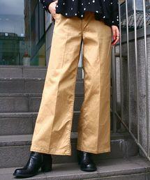 DROIT BELLO(ドロイトベロ)のDROIT BELLO x D.M.G.(ドロイトベロxドミンゴ)バギートラウザー(パンツ)