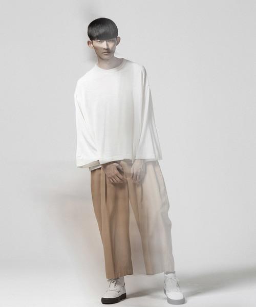 お気にいる ZOOM TUCK TUCK CHINO PANTS(チノパンツ)|ANREALAGE(アンリアレイジ)のファッション通販, 四季の郷温泉水:ddf1cc75 --- arguciaweb.com