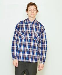 <UNITED ARROWS & SONS> SONS FADED AMERICAN CLASSIC SHIRT/シャツ†