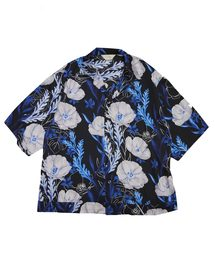 72bf167955a Jieda(ジエダ)の「2019春夏 FLOWER PATTERN S S SHIRT(