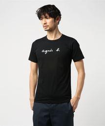 agnes b.(アニエスベー)のS137 TS ロゴTシャツ(Tシャツ/カットソー)