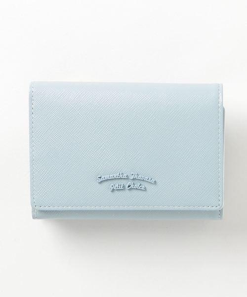 特価商品  バイカラーシンプルロゴシリーズ(折財布)【3年保証対象】(財布)|Samantha Samantha Thavasa Petit Petit Choice(サマンサタバサ Thavasa プチチョイス)のファッション通販, 浅草館:3e0b91be --- 5613dcaibao.eu.org