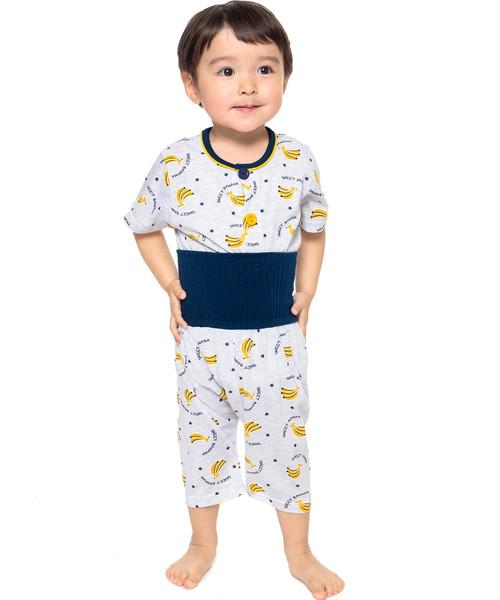 dd0ce9cd94cf8 Babiesrus(ベビーザらス)の半袖パジャマ 腹巻付(ルームウェア パジャマ