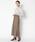 HELIOPOLE(エリオポール)の「前空きタイトチェックスカート(スカート)」 詳細画像