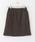 URBAN RESEARCH(アーバンリサーチ)の「台形ミニスカート(スカート)」|詳細画像