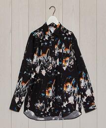 <COMME des GARCONS SHIRT>Futura SHIRT BLACK/シャツ.