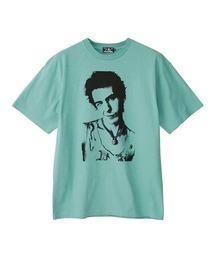 DENNIS MORRIS/SYD 1977 Tシャツグリーン
