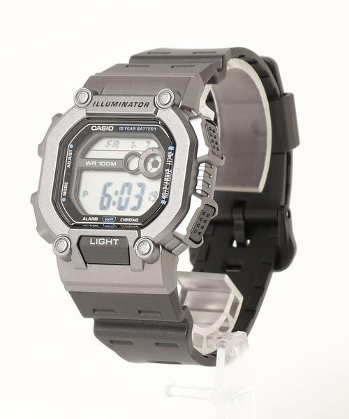【 CASIO / カシオ 】デジタル時計 W737H1A2 DKS