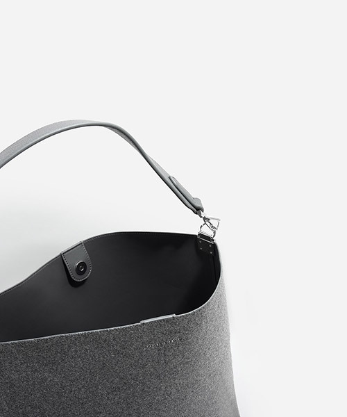 ベーシックホーボーバッグ / BASIC HOBO BAG