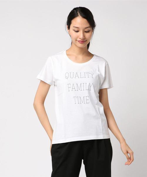 SHIPS Days:プリント Tシャツ 2018