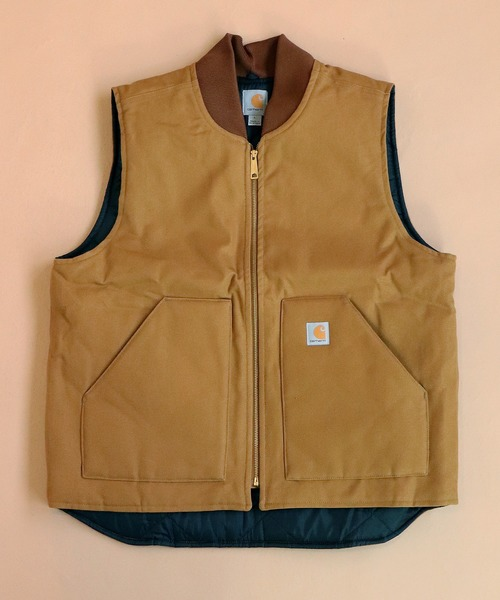 【carhartt/カーハート】M Duck Vest V01