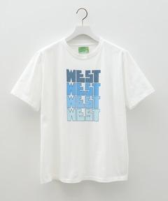 ウエストオーバーオールズ WESTOVERALLS / GOTSU WEST Tシャツ