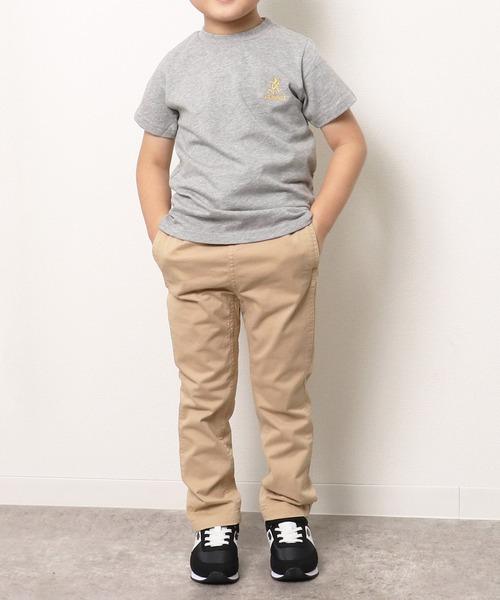 【 GRAMICCI / グラミチ 】 # キッズ ナロー パンツ 長ズボン KIDS NARROW PANTS 5017-BJ-K