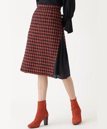 JILLSTUART(ジルスチュアート)のサンディツィードスカート(スカート)