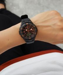 Q&Q 電波時計 ソーラー電源(腕時計)