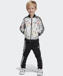 adidas(アディダス)のスリーストライプス セットアップ [SST Set] アディダスオリジナルス(キッズ/子供用)(ジャージ)