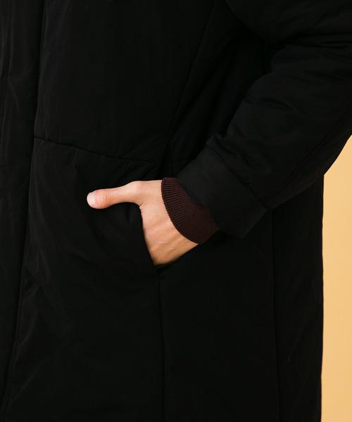 STUDIOUS(ステュディオス)の「【STUDIOUS】スプリットモンスターパーカー(ダウンジャケット/コート)」|詳細画像