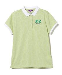 8bdb6761c6a43 BEAMS GOLF(ビームスゴルフ)の「BEAMS GOLF PURPLE LABEL / MONTAUK ハイビスカス ポロシャツ