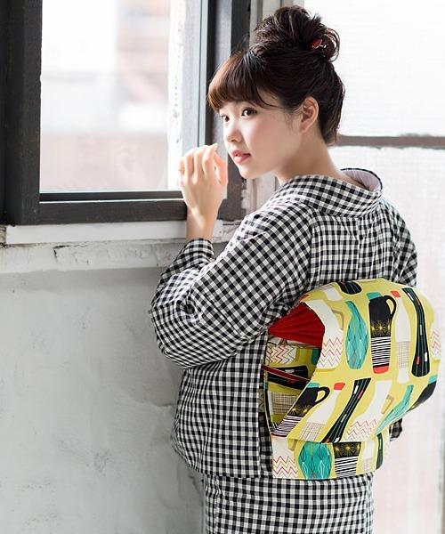 KIMONOMACHI オリジナル 木綿着物単品