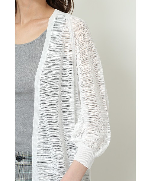 レーシー羽織