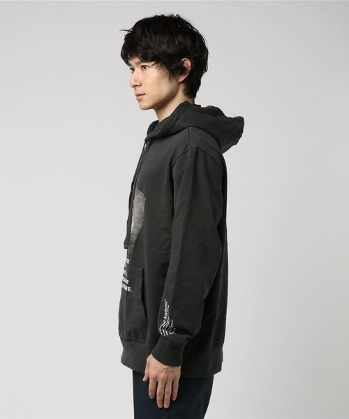 PROFOUND AESTHETIC/プロファウンドエステティック/GRAPHIC PULLOVER HOODIE