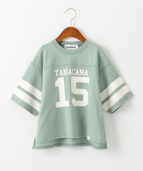 tanacana(タナカーナ)ナンバリングプルオーバー
