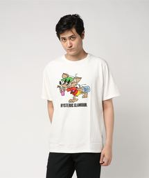 JOEY'S AFFAIRプリントTシャツ