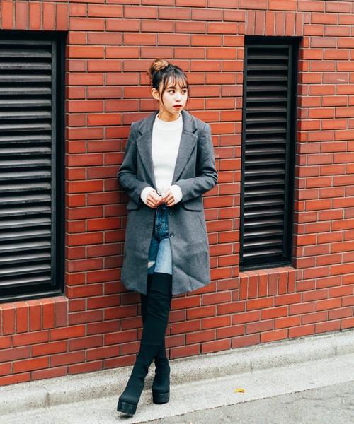 特価ブランド チェスターコート(テーラードジャケット)|SPIRALGIRL(スパイラルガール)のファッション通販, テンスイマチ:e6bf33f4 --- 5613dcaibao.eu.org