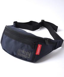 112936cb44e2 SHIPS(シップス)の「Manhattan Portage: 別注 Embroidery Alleycat Waist Bag(ボディ