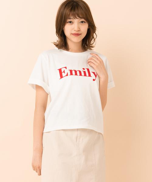 EmilyロゴTee