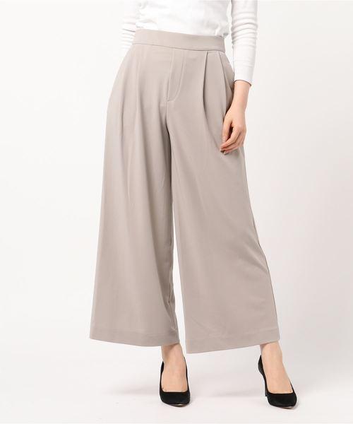 完璧 【セール】マットポンチワイドパンツ(パンツ)|TONAL(トーナル)のファッション通販, ミズホシ:43cf8a1d --- 888tattoo.eu.org