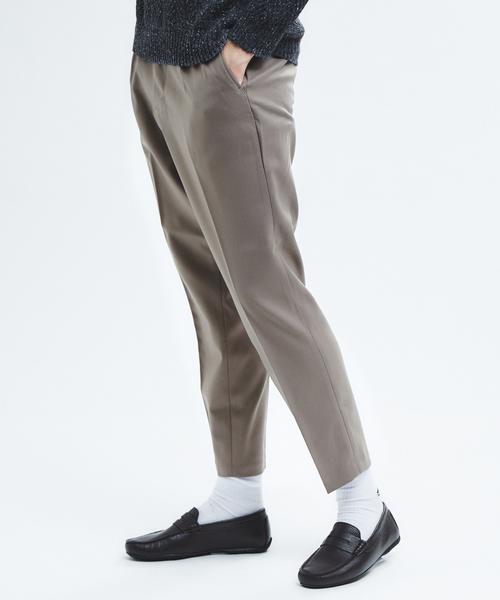 2019人気新作 ツイルスリムテーパードパンツ(パンツ)|ABAHOUSE(アバハウス)のファッション通販, チュノアウェディング:769d8816 --- 888tattoo.eu.org