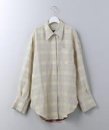 <Acne Studios>SADIRA CHECK SHIRT/シャツ Ψ
