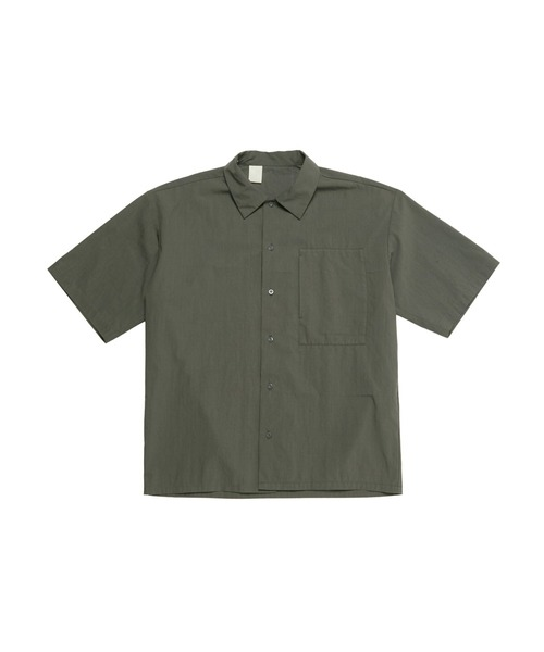 SPRING2021 SHORT SLEEVE SHIRT