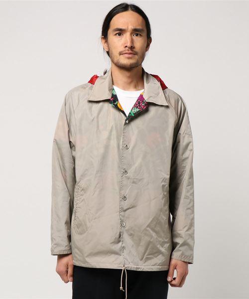 【爆買い!】 【セール】BOHEMIANS HOOD/ボヘミアンズ 別注JUNGLE/NYLON 別注JUNGLE/NYLON REV HOOD COACH JACKET(ブルゾン) COACH|BOHEMIANS(ボヘミアンズ)のファッション通販, TANGLE TEEZER JAPAN:b274507a --- blog.buypower.ng